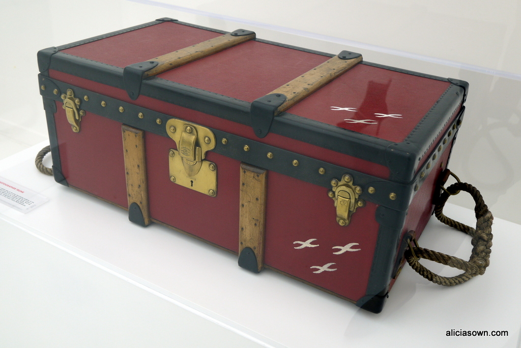 Albert Kahn's Photographer Trunk -1929